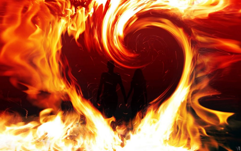 Twin flames journey