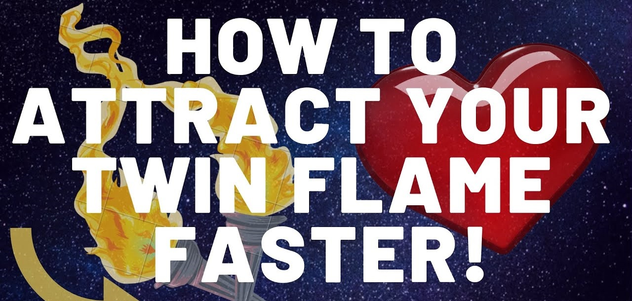 You want to Attract your Twin Flame in your life