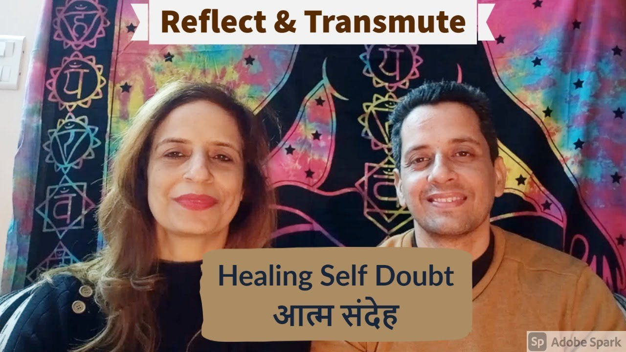 How to heal self doubt